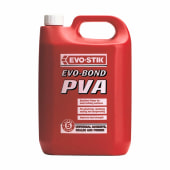 Evo-Stik Evo-Bond PVA Sealer and Primer - 5000ml)