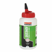 Soudal Trade 5min D4 PU Adhesive - 750g - Brown)