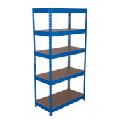 Rapid Budget Shelving - 175kg - 1760 x 900 x 600mm)