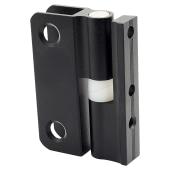 Premier Self Closing Hinge - Black Textured - 17-19mm Panels)