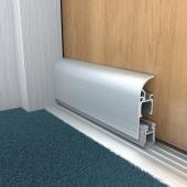 Norsound Applic A Sliding Door Acoustic Drop Seal - 1055mm)