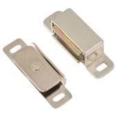 Veel-2 Magnetic Catch - 6kg Pull - 46mm - Nickel)