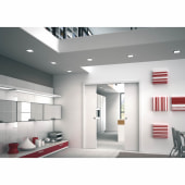 Eclisse Double Pocket Door Kit - 125mm Finished Wall - 626+626 x 2040mm Door Size)