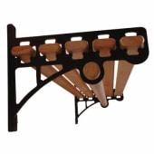 Elden Traditional Cottage Style Shelf - 914mm - Cast Iron)