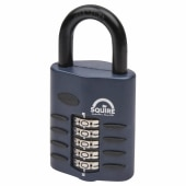 Squire Combi All Weather Padlock - 60mm)