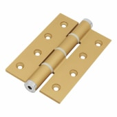 Architectural Single Action Spring Hinge - 120mm - Gold)
