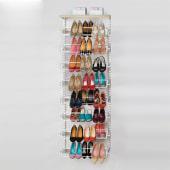 elfa® Shoe Rack Kit - White)