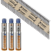 Paslode IM90I Nail - First Fix - 63 x 2.8mm - Bright - Pack 3300)