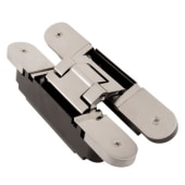 Simonswerk Tectus TE340 3D Hinge - 160 x 28mm - F1 Matt Chrome - Pair)