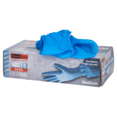 Blackrock Disposable Nitrile Glove - Box 100 - Medium)