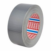 Tesa 4613 Multipurpose Universal Cloth / Duct Tape - 48mm x 50m - Silver)