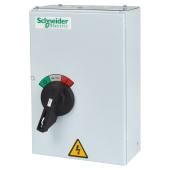 Schneider 63A Triple Pole and Neutral Twinbreak Switch Fuse Disconnector)