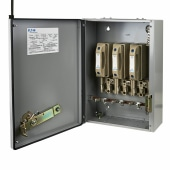 Eaton 100A TPN Fuse Switch)