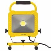 Stanley 33W COB LED Worklight - Yellow/Black)