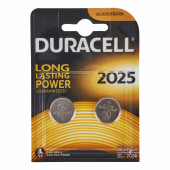 Duracell Lithium Batteries - 2 x 3V - 2025 - Pack 2 )