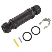 Hylec 17.5A Teetube in-line 5 Pole screw - IP68 to 5 Bar)