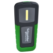 Schneider Thorsman 1.3W LED Handheld Light - Green/Black)
