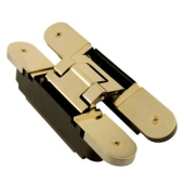 Simonswerk Tectus TE340 3D FR - 160 x 28mm - Polished Brass - Pair)