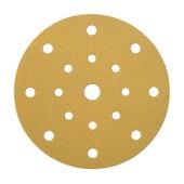 Mirka Gold Disc 17 Hole Festool Multi Jetstream - Grit 240 - Pack 100)