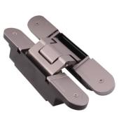 Simonswerk Tectus TE340 3D Hinge - 160 x 28mm - Stainless Steel - Pair)
