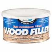 Bondit 2 Part Wood Filler - 275ml - Dark Oak)