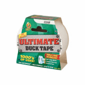Duck Tape Ultimate Tape - 50mm x 20m - Clear)