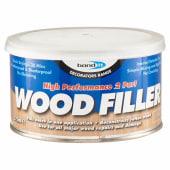 Bondit 2 Part Wood Filler - 275ml - Teak)