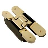 Simonswerk Tectus TE240 3D Hinge - 155 x 21mm - Polished Brass - Pair)