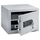 Burg Wächter C 1 S CityLine Key Operated Fire Safe - 278 x 402 x 376mm - Light Grey)