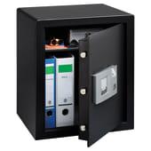 Burg Wächter P 4 E FS PointSafe Electronic Biometric Safe - 500 x 416 x 350mm - Black)