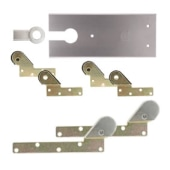 Rutland® TS7000 Accessory Pack - Single Action - Satin Stainless Steel)