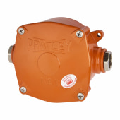 Pratley IP68 25mm 2 Entry Box - Size 1 - Above Ground)