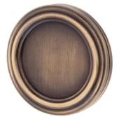 Covered Escutcheon - Antique Brass)