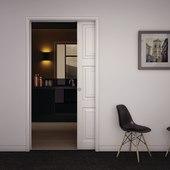 KLÜG Ultra Pocket Door Kit - 120mm Finished Wall Thickness - 1200mm Maximum Door Width)