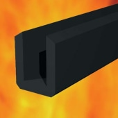 30 Minute Intumescent Glazing Seal For Fire Doors)