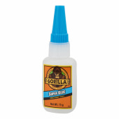 Gorilla Super Glue - 15ml)