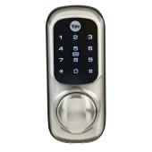 Yale® Keyless Connected Ready Smart Lock - No Module - Satin Nickel)