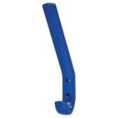 Hoppe Paris Coloured Nylon Hat & Coat Hook Face Fix - Cobalt Blue)