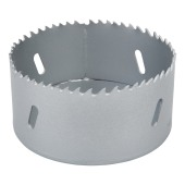 HSS Bi-Metal Holesaw - 89mm)