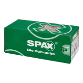 Spax Value Pack - 5.0 x 50mm - Pack 500)