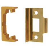 Rebate Kit for Code Operated Locks - Brass Plated)