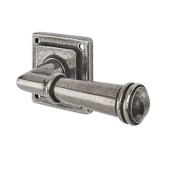 Finesse Durham Lever Door Handle on Jesmond Rose - Pewter)