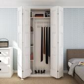 KLÜG Multifold 25 Sliding Door Fitting Pack - 4 Doors 2 Way)