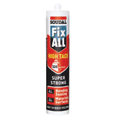 Soudal Fix All High Tack - 290ml - Black)