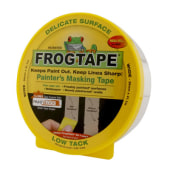 Frog Tape Delicate Surface Tape - 36mm x 41.1m - Yellow)