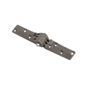 Kenrick 500 Friction Strap Pivot Hinge - 190 x 25mm - Grey - Pair)