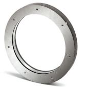 North 4 Designs Twin Glazed Round Vision Panel - 305mm)