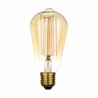 2.5W E27 Squirrel Cage Filament Lamp - Dimmable - 2100K