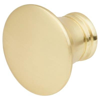Touchpoint Jest Cabinet Knob - 29mm - Satin Brass