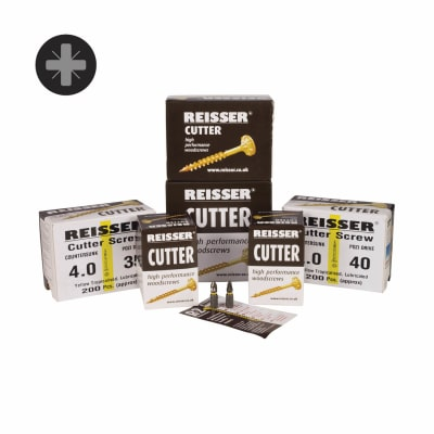 Reisser Cutter Saver Pack - Pack 1200